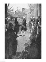 The Inauguration Fine Art Print