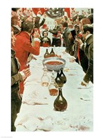 A Banquet to Genet by Howard Pyle - various sizes