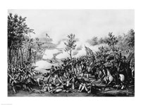 The Death of General James B. Mcpherson at The Battle of Atlanta - various sizes