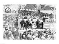 The Atlanta International Cotton Exposition: Opening Address by Governor Colquitt - various sizes