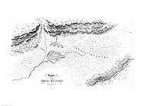 Battle of the Great Meadows, July 3rd 1754, 1754 - various sizes