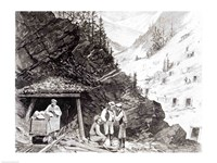 Gold and Silver Mining, Colorado - various sizes