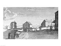 Reception of Washington at Trenton, New Jersey, April 21, 1789, 1789 - various sizes