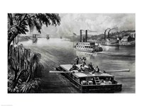 Bound Down the River - various sizes
