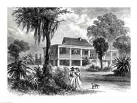 Planter's House on the Mississippi - various sizes