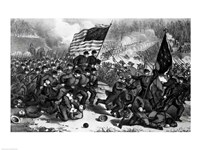 The Second Battle of Bull Run - various sizes