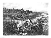 Battle of Paceo Fine Art Print