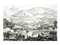 Ever Memorable Battle of Buena Vista - various sizes