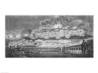 Representation of the Capture of the City of Washington - various sizes - $16.49