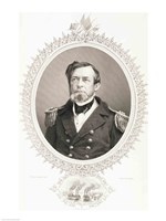 Commodore Andrew Hull Foote - various sizes