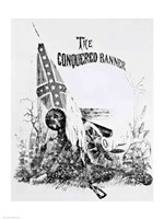 The Conquered Banner - various sizes - $16.49