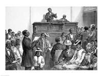 A Congregation at Washington - various sizes