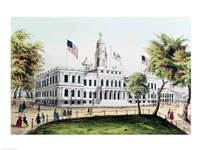 City Hall, New York - various sizes