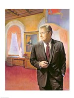 Governor Nelson A. Rockefeller Fine Art Print