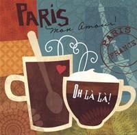 Cup-les I Framed Print