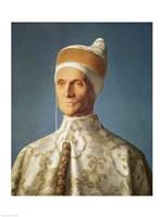 Leonardo Loredan Fine Art Print