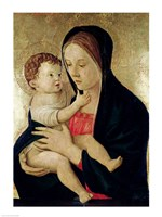 Madonna and Child Fine Art Print