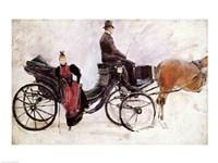 The Victoria, c.1895 Fine Art Print