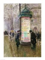 The Colonne Morris Fine Art Print