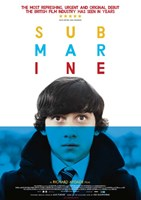 "Submarine - 11"" x 17"""