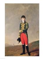 Baron de Galz de Malvirade Fine Art Print