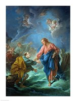 St. Peter Invited to Walk on the Water Fine Art Print
