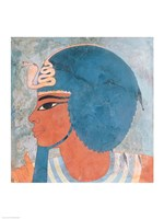 Head of Amenophis III from the tomb of Onsou - various sizes
