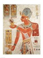 Ramesses III Fine Art Print
