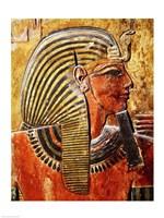 The head of Seti I Fine Art Print