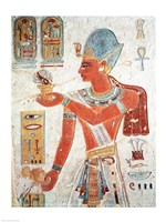 Ramesses II: Dressed for War Fine Art Print