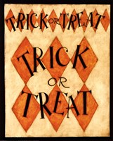 Trick or Treat Fine Art Print