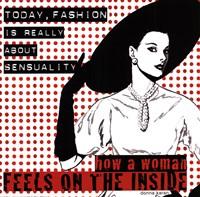 Today Fashion Fine Art Print