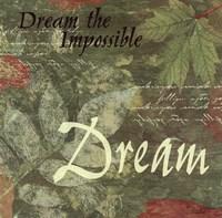 Pressed Leaf Dream Fine Art Print