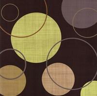 """Lime Ricky I by Kristin Emery - 12"""" x 12"""", FulcrumGallery.com brand"""