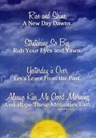 "Good Morning Kiss by Lauren Rader - 12"" x 18"""