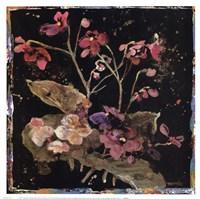Floral Mix I Framed Print