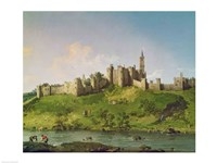 Alnwick Castle by Giovanni Antonio Canaletto - various sizes