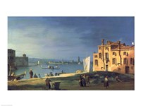 View of Venice Fine Art Print