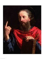 St.Paul Fine Art Print