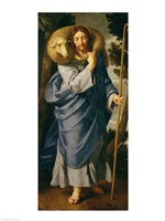 The Good Shepherd Fine Art Print