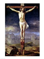 Christ on the Cross by Philippe De Champaigne - various sizes