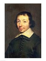 Portrait of Isaac-Louis Lemaistre de Sacy Fine Art Print