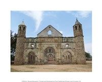 Ruined Monastery - various sizes