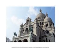 Sacre Coeur Paris France - various sizes - $12.99