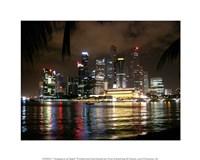 Singapore at Night - various sizes