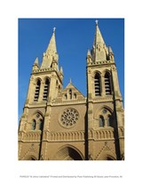 St Johns Cathedral - various sizes - $12.99