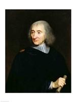 Portrait of Arnauld d'Andilly Fine Art Print