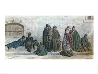 London Street Scene by Gustave Dore - various sizes