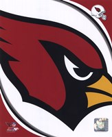 Arizona Cardinals 2011 Logo Fine Art Print