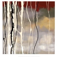 "Silver Birch II by Laurie Maitland - 20"" x 20"""